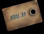XIII. 35 Szelestey fond